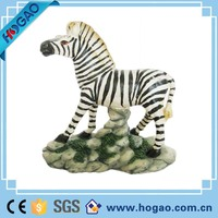 Hot selling resin horse animal, high quality indoor decorative for sale
