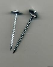 galvanized umbrella head roofing nail