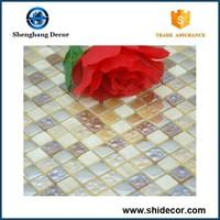 glass mosaic tiles mosaic decorative wall mirror