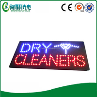 LED rechargeable sign