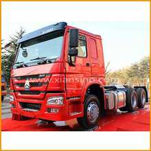 25 ton Cargo Capacity High Qulity howo 336 hp Tractor Truck for Sale