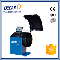 Wheel balancing used tire shop equipment for sale