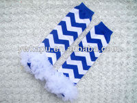 100% cotton chevron leggings baby boy leg warmers ruffle baby leg warmers