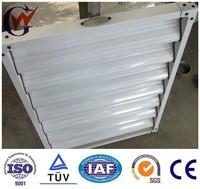 Aluminum roller shutter parts
