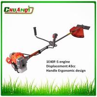 Air cooled petrol strimmer brush cutter fuel tank brush cutter