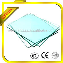 thickness 0.38mm clear PVB film apply for laminated and tempered safety glass