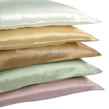 100% Pure Mulberry Solid Colours Silk Pillowcases