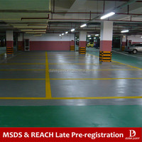 DE418 Water-based Epoxy Flooring Coating