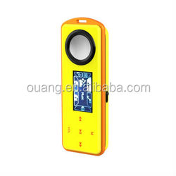 wholesale Slim Radio FM 4GB TF Card lcd mini quran cheap mp3 mp4 player