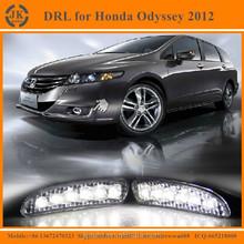 Wholesale LED DRL Light for Honda Super Quality Daytime Running Light LED for Honda Odyssey 2012