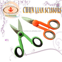 New Design Scissors with PP+TPR Scissor