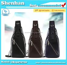 High quality men handbags leather bag for men