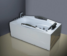 Classical JS-8094 Massage Whirlpool Bathtub With Computer Panel System