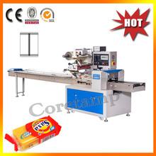 round soap packing machine factory price