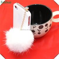 Good quality top sell new creative cheap phone dust plug