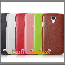 Luxury ICARER Genuine Leather cover case for Samsung Galaxy S4
