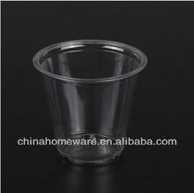 5oz disposable clear cup /small transparent pp cup