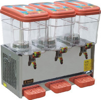 12L*3 Soft Drink Dispensers/Automatic Juicer Dispenser/Juicer Machine