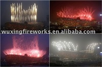 Professional Fireworks Display show