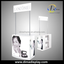 D-Master high quality sampling stands ,counter display,promotion display counter