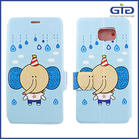 [GGIT] New flip leather mobile phone case for Samsung Note 5
