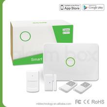 Home Automation GSM alarm system smart home wireless with best price,gsm pstn dual network burglar alarm system GSM Alarm Box