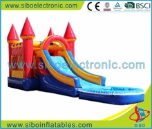 GMIF5201 2015 hot giant inflatable water slide for adult