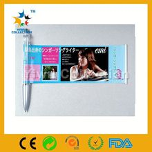 Pens Promotional fancy trendy ballpoint pen plastic logo advertising SA8000 Sedex funny pen with heat transfer China OEM ODM