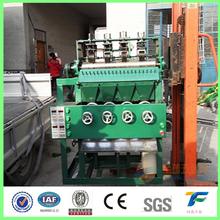 manufacturer!!! 8 wires 4 balls scourer making machine, scourer machine, clean ball making machine