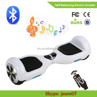2 Wheel Electric Standing Scooter Self Balancing Electric EKV Planche Electrique A Deux Roue 10 Inch Self Balancing Scooter