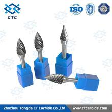 Various types qualified carbide single flute end mill acrylic with great price