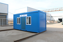 Environmental Popular Flat Pack modular homes container house shanghai