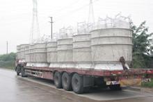 Acuicultura de fibra de vidrio tanque