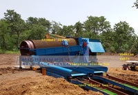 Alluvial Gold Washing Machine/gold trommel screen