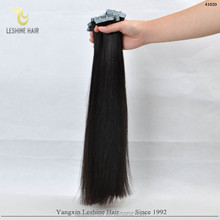 2014 new style hot sale top quality 100% remy full head tape wefts hair extension