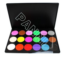 New style special customized 3 layer eyeshadow palette