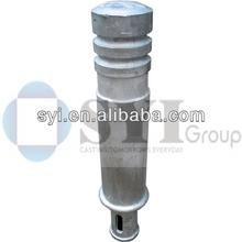 Aluminum Bollard