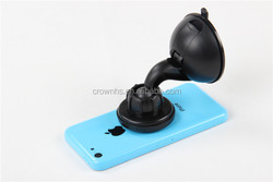 Factory Best Sell ABS product 360 rotation car phone holder windshield holder for phone