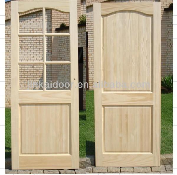 Glass insert solid wood door manufacturer price buy for Solid wood door company
