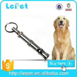Manufacturer wholesale silent dog whistle key finder stainless steel dog whistle