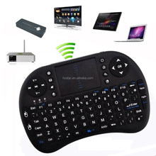2.4GHz Touchpad keyboard Mini Fly Air Mouse 500-RF wireless Keyboard for google android Mini PC TV Palyer box , tablet pc ,tv