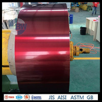 Decorative Colored stainless steel sheet price