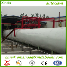 Xinda Still Kettle for building material air brick making