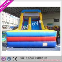 Hot inflatable slide, kids cheap infltable slide, inflatable sliding toboggan
