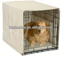 Indoor or Outdoor welded wire mesh dog cage for sale
