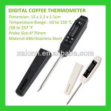 Digital probe cooking/food thermometer high quality