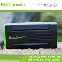 12 meses de garantía exploración LED car power booster para uso de emergencia