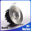 Ra80 residential 560lm 8W led ceiling spot lighting