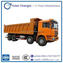 8x4 300hp euro 3 SHACMAN heavy duty mining dump truck price