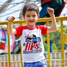 OEM Children's tee shirts/ child boy's Brand T-Shirts